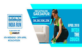 Decathlon India Run - Sarjapur