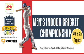 HSC Indoor Cricket Championship