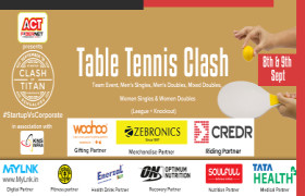 Table Tennis Clash - COT18