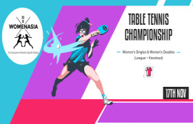 Womenasia Table Tennis Championship