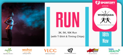Womenasia Run