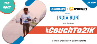 Decathlon India Run 2019 - BANNERGHATTA