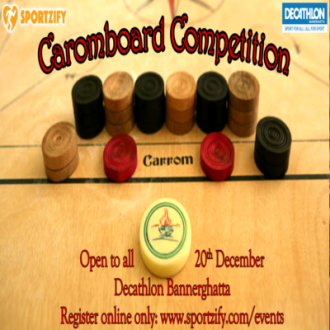 Caromboard Tournament