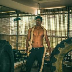 'Naveen' – A Fitness Observer And A Follower
