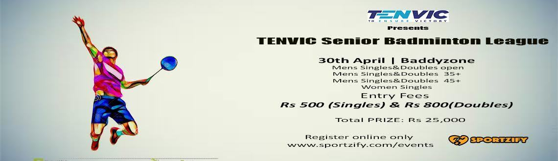 TENVIC Senior Badminton League