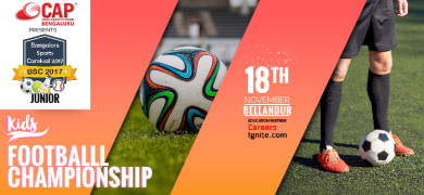 Kids Football Championship - BSC Junior