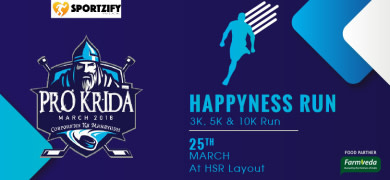 HAPPYNESS RUN