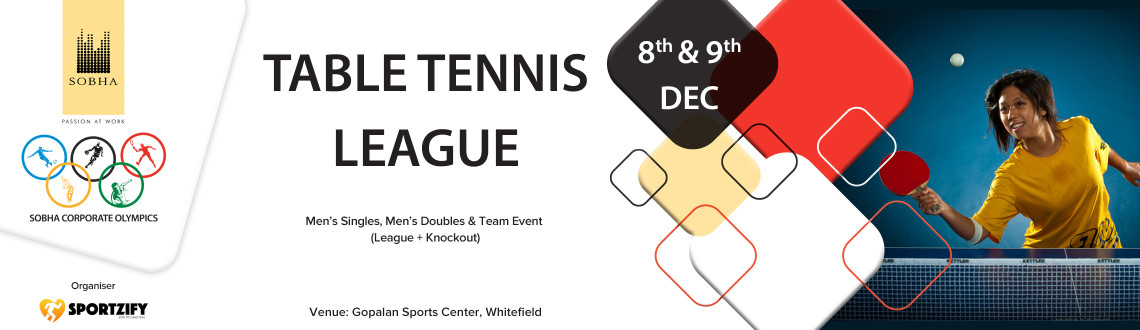 Sobha Table Tennis League