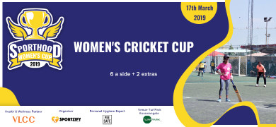 Sporthood Women's Cricket Cup