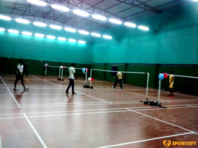 Sprynox Badminton Club