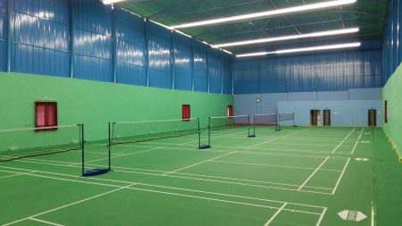 Kayns Badminton Arena and Gym